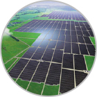Start of operation of one of the largest solar power plants (73MW) in Thailand